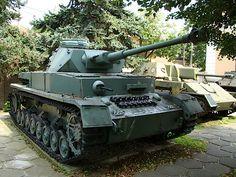 Panzer IV – WalkAround
