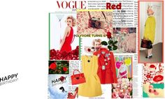 """""""Polyvore Turns 6"""" by immariaaan on Polyvore"""