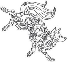 Baroque Wolf_image