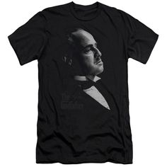 Godfather/ Vito Short Sleeve Adult T-Shirt 30/1 in