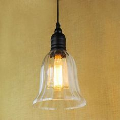 54.38$  Buy here - http://alivxj.worldwells.pw/go.php?t=32636397595 - Vintage Industrial Glass Shade  Pendant Light  Fixture Foyer/Study Lighting  Kitchen Lights Cabinet Lights  E27 Edison Bulb 54.38$