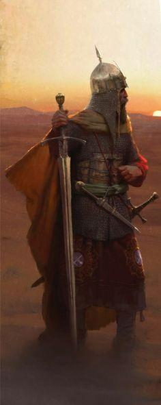 Ser Arthur Dayne, The Sword of The Morning.