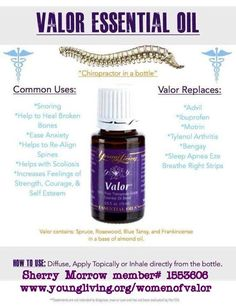 Valor Essential Oil http://www.theoildropper.com/amyhitchings/