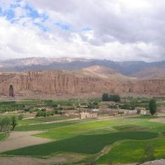 ©UNESCO / Graciela Gonzalez Brigas - Cultural Landscape and Archaeological Remains of the Bamiyan Valley