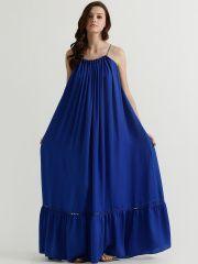 COVER STORY Blue Maxi Dress