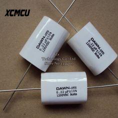 high-voltage capacitors 0.22UF 1200VDC No sense absorption capacitor