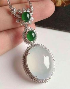 Imperial Green and Icy Jade Jade Jewelry, Modern Jewelry, Diamond Jewelry, Opal Gemstone, Gemstone Rings, Imperial Jade, Ankle Bracelets, Anklets, Jewelry Design