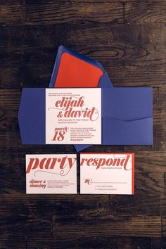 It's their special day, we want to get every detail right! Did you know we can design and print our ELIJAH suite invitations inspired by his favorite sports team's colors? Bar Mitzvah Invitations, Party Invitations, New Fonts, Bat Mitzvah, Letterpress, Special Day, Red And Blue, My Design