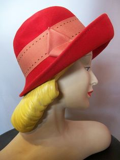 07e97b9e06f Welcome to Dorothea s Closet Vintage Hats Vintage Hat 20s Hat Cloche 30s hat  40s Hat 50s Hat 60s Hat 70s Hat