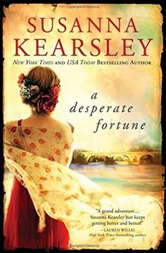 In A Desperate Fortune by Susanna Kearsley, Sara Thomas has been hired by a once-famous historian to crack the mysterious journal of a Jacobite exile.