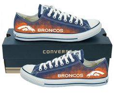 Hey, I found this really awesome Etsy listing at https://www.etsy.com/listing/199901094/hand-painted-converse-low-denver-broncos