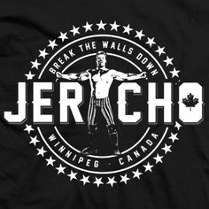 Chris Jericho Jericho T-shirt