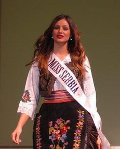 Miss Serbia.--we have the most beautiful girls...