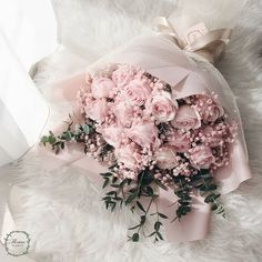 You do things… Boquette Flowers, Pink Flower Bouquet, Luxury Flowers, Bunch Of Flowers, Beautiful Flowers, Flowers Bucket, Flowers Birthday Bouquet, Bouquet Of Roses, Valentine Bouquet