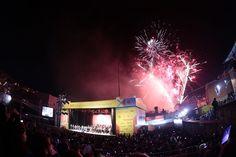 """El concierto de apertura de """"La Fiesta del Espíritu"""" estuvo presidido por el gobernador del estado, Miguel Márquez, entre otras autoridades de los tres niveles de gobierno – Guanajuato, Guanajuato, ..."""