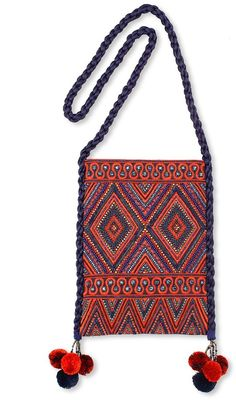 Forest of Chintz Crete beaded bag