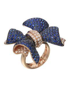 Ask the Jewelry Guru! Bow Jewelry, High Jewelry, Modern Jewelry, Jewelry Design, Unique Jewelry, Silver Jewelry, Silver Rings, Jewellery, Diamond Bows