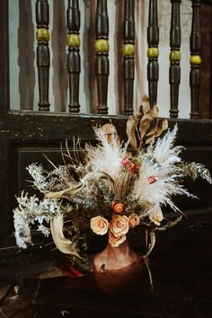 It was a dream to have the chance to do the florals for their wedding. Boho Wedding, Wedding Bride, Destination Wedding, Florals, Floral Design, Groom, Anna, Mexico, Bouquet