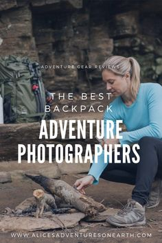 Best Backpack for Adventure Photographers and Filmmakers - ALICE'S ADVENTURES - Adventure Tourism Travelling Tips, Packing Tips For Travel, Adventure Gear, Adventure Travel, Pacific Coast Trail, Best Travel Books, Best Travel Backpack, Travel Photography, Plants