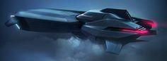 concept ships: Concept ship by Pete Norris