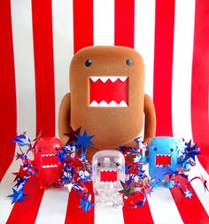 Red White and Domo!