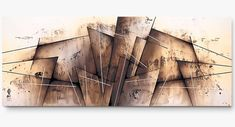 Quadros Abstratos Limited Edition Britto QB263