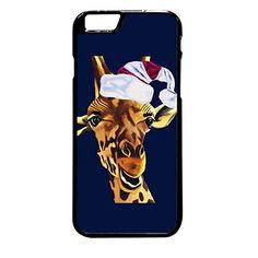 FR23-Giraffe Santa Fit For iPhone 6 Plus Case Hardplastic Back Protector Framed Black FR23 http://www.amazon.com/dp/B018RWQQFU/ref=cm_sw_r_pi_dp_4vMxwb1GVKP8A