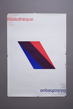 Bibliothèque lecture poster | Flickr - Photo Sharing!