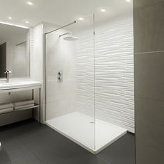 Walk in Shower Ideas – It's always nice to have a cool and fun shower in your home.  #walkinshower #showertile #showerideas #bathroom