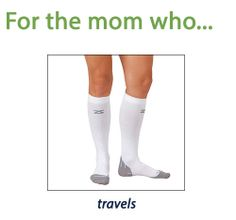 For the mom who travels