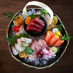 The wait is almost over Amsterdam! Japanese Food Sushi, Japanese Dishes, Sushi Recipes, Asian Recipes, Sashimi Sushi, Sushi Platter, Sushi Party, Sushi Chef, Think Food
