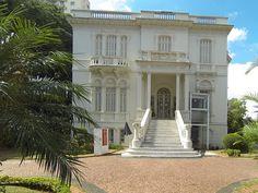 Mansion from 1924 at Ipiranga district - Sao Paulo, Brazil