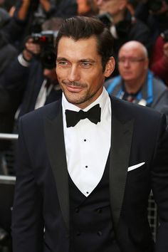 #DavidGandy - #GQ Men of the Year Awards at the Royal Opera House - London || 08/09/15
