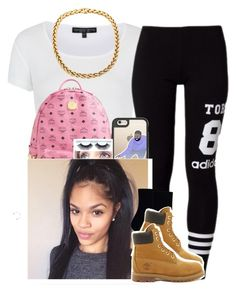 """✨"" by saucinonyou999 ❤ liked on Polyvore featuring Casetify and Timberland"