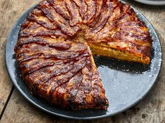 Potato, Bacon, and Cheddar Tart Tart Recipes, Potato Recipes, Wine Recipes, Cooking Recipes, Veggie Recipes, How To Make Cornbread, So Little Time, Main Dishes, Side Dishes