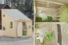 100 Square Foot Smart Student Unit in Sweden