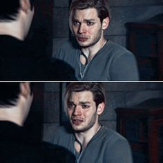 OF COURSE I AM. Most heartbreaking episode I've ever seen. Jace Wayland, Clary E Jace, Shadowhunters Season 3, Dominic Sherwood, Dark Love, Shadowhunters The Mortal Instruments, Clace, Baby Daddy, Lil Baby
