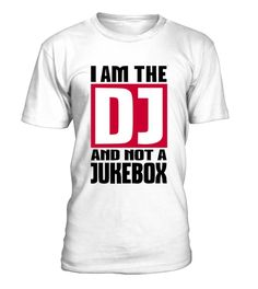 IAM THE DJ AND NOT A JUKEBOX Dance Moms Quotes, T Shirts With Sayings, Mom Shirts, Dance Outfits, Dance Team Shirts, High School Dance, Dance Gifts, The Dj, Team Gifts