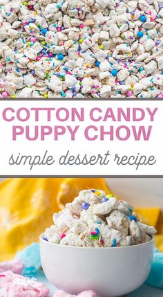 Dump Cake Recipes, Easy Cookie Recipes, Best Dessert Recipes, Easy Desserts, Easy Puppy Chow Recipe, Puppy Chow Recipes, Time To Eat, Chow Chow, Serving Size