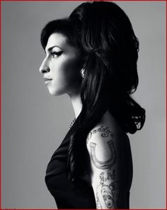 Amy Winehouse. Soul-shaking deep rich contralto. Crooner and jazz vocalist. Tortured soul. Natural genius.