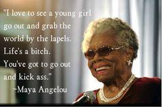 Rest in Power, Maya Angelou