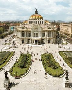 Palacio de Bellas Artes, Ciudad de Mexico: Learn more about Mexico, its business, culture and food by joining ANZMEX anzmex.org.au