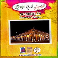 Nochistlán cuenta con hermosas joyas arquitectónicas principalmente en su centro histórico.