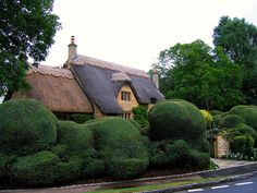 Love those English cottages