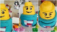 Lego-Torte Lego-Cake  https://www.facebook.com/ChristinasCakeFactory/