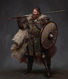 Viking Character, Character Concept, Character Art, Concept Art, Character Design, Character Ideas, Dnd Characters, Fantasy Characters, Fantasy Images