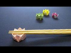 急な来客でも、慌てずおもてなし♪折り紙で作る、素敵な『箸置き』の折り方[2ページ目] | キナリノ