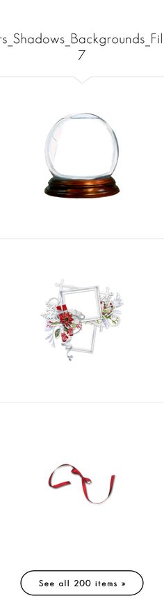 """""""Templates_Frames_Borders_Shadows_Backgrounds_Fillers_Vector_Elements-etc 7"""" by liddy-white ❤ liked on Polyvore featuring christmas, frames, backgrounds, fillers, winter, picture frames, effect, borders, embellishment and detail"""