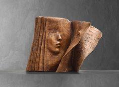 Composition Sculpture bronze de Paola Grizi www.meltingartgallery.com