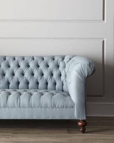 "I love everything about this gorgeous couch.  NM EXCLUSIVE ""Ellsworth"" Tufted Sofa"